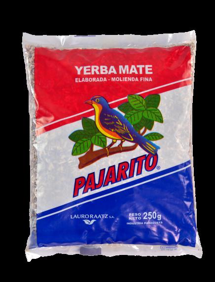 Yerba Mate Pajarito Tradicional molienda fina x 250g