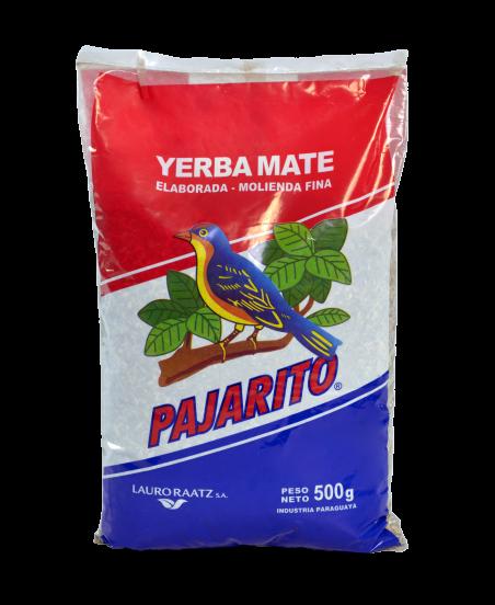 Yerba Mate Pajarito Tradicional molienda fina x 500g